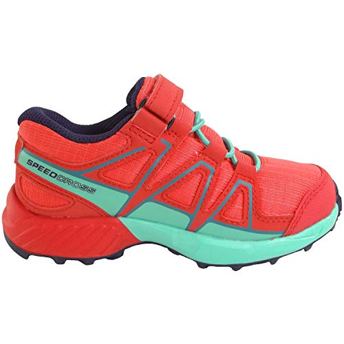 K rose Unisex Salomon jaune Trail Scarpe Clair Fluo Orange Running Speedcross Bambini Da – Cswp EEWqr7x0