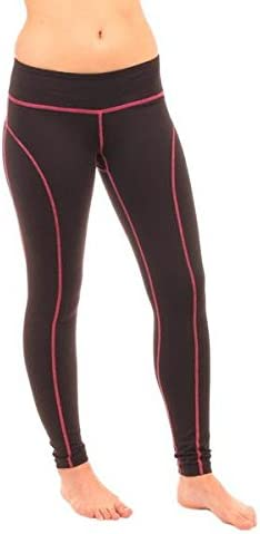Legging Athletic Wear Black and Pink