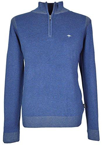 Fynch Hatton Herren Pullover blau blau