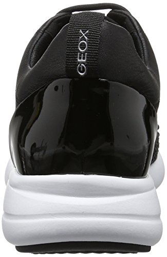 Blackc9999 Ophira D Geox a Negro Zapatillas para Mujer x701wq
