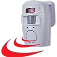 2 -In-1 Motion Sensor Alarm and Chime