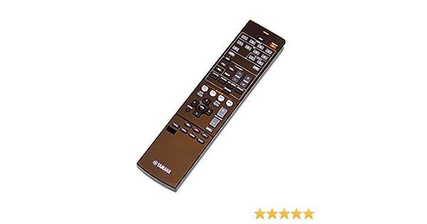 OEM Yamaha Remote Control: RXV373BL RX-V375BL RX-V373BL RXV375BL RXV375 RX-V375