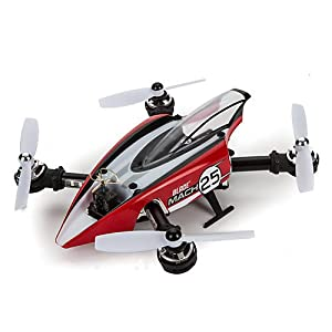 Blade Mach 25 FPV Racer BNF Basic Vehicle