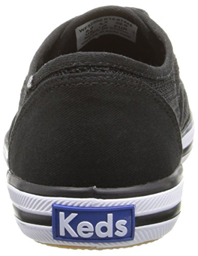 Keds Womens Champion Flower Mesh Fashion Sneaker Black 9cUB1qDr