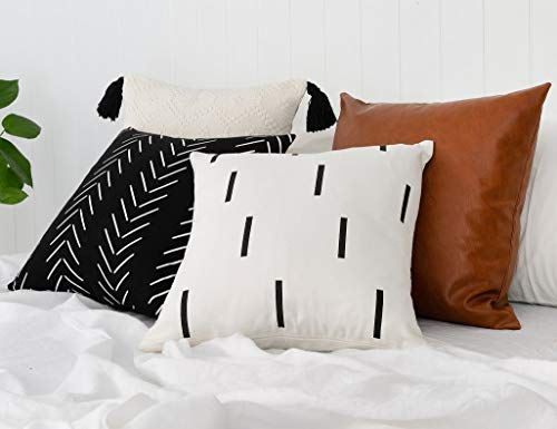 10 best decorative pillows set of 4 brown for 2020