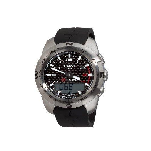 Tissot Reloj Analógico para Hombre de Cuarzo con Correa en Caucho 7611608240007: Amazon.es: Relojes