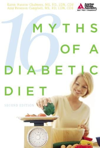 16 Myths of a Diabetic Diet ebook
