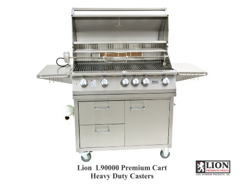 41pKCTOWONL Lion Gas Grills -- Time for a Cooking Upgrade?