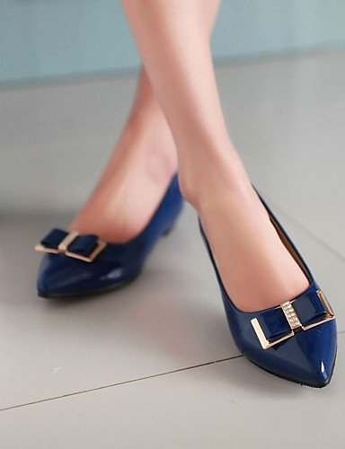 mujer de PDX zapatos sint piel de F4FxRUw