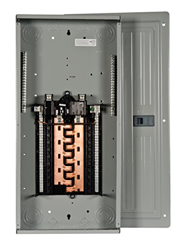 P2040B1200CU 200-Amp 20-Space 40-Circuit Main Breaker Load Center