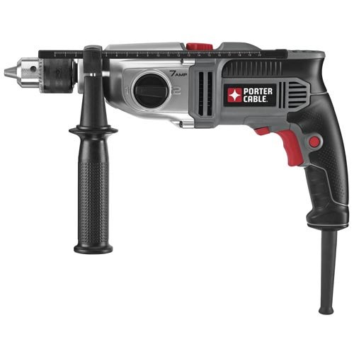 PORTER-CABLE PC70THD VSR 2-Speed Hammer Drill, 1/2-Inch