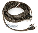 Rockford Fosgate 16-Feet Twisted Pair Signal Cable