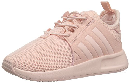 adidas Originals Girls' X_PLR EL I Sneaker, Ice Pink/Ice Pink/Ice Pink, 4 M US Infant by adidas Originals