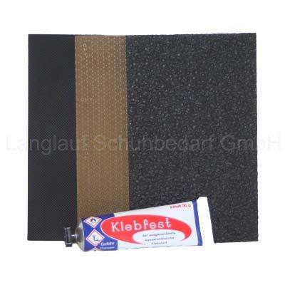 Absatz Reparatur SET 4-teilig von Langlauf Schuhbedarf®