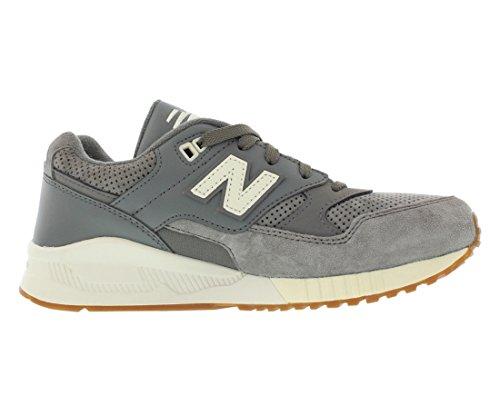 Nieuw Evenwicht Vrouwen W530 Classic Running Mode Sneaker Lichtgrijs / Donkergrijs / Gum