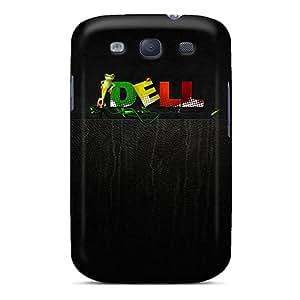 New Style EButcher Dell Premium Tpu Cover Case For Galaxy S3