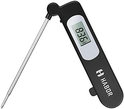 Habor CP3 Instant Read Cooking Thermometer High-Performing Digital Food Meat Thermometer