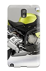 Galaxy Case - Tpu Case Protective For Galaxy Note 3- Bmw 1000 Rr Yellow