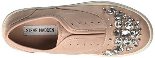 Collo A Donna Sneaker blush Rosa Steve Madden Passion Fabric Basso WPqn746