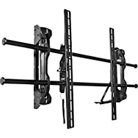 InFocus INF-WALLMNT3 Wall Mount (Low Profile Mount) For Personal Computer/LCD Display, Black