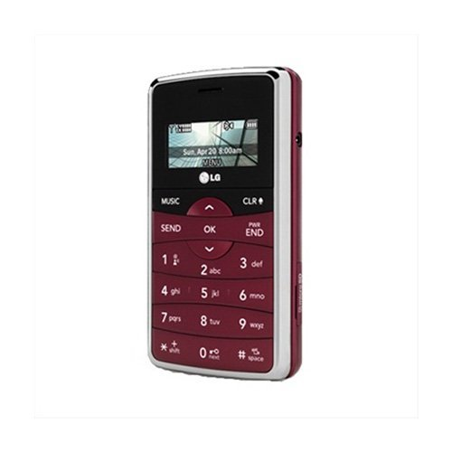 (ENV2 VX9100 MAROON VERIZON CDMA NO CONTRACT)