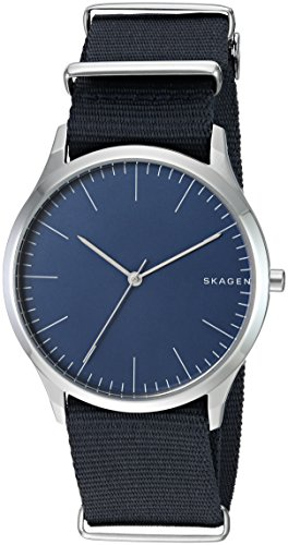 Skagen-Mens-SKW6364-Jorn-Blue-Nylon-Watch