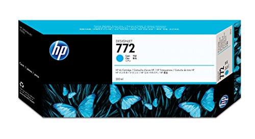 HP 772 (CN636A) Cyan Designjet Original Ink Cartridge Photo #2