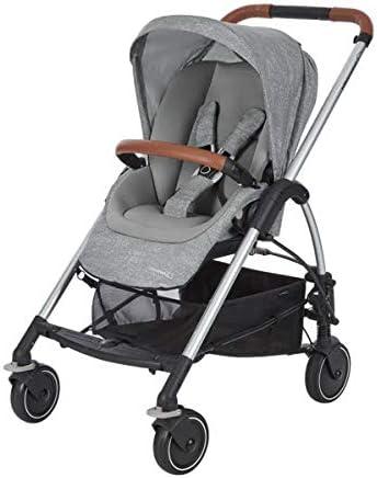 Opinión sobre Bébé Confort Mya cochecito desde nacimiento, color nomad grey