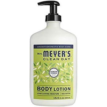 Amazon Com Mrs Meyer S Clean Day Body Lotion Lemon