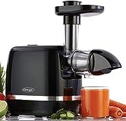Omega H3000D Cold Press 365 Juicer Slow Masticating Extractor Cria deliciosas frutas vegetais e folhas verdes
