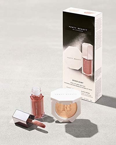 Fenty Beauty by Rihanna - Bomb Baby Mini Lip and Face Set ()