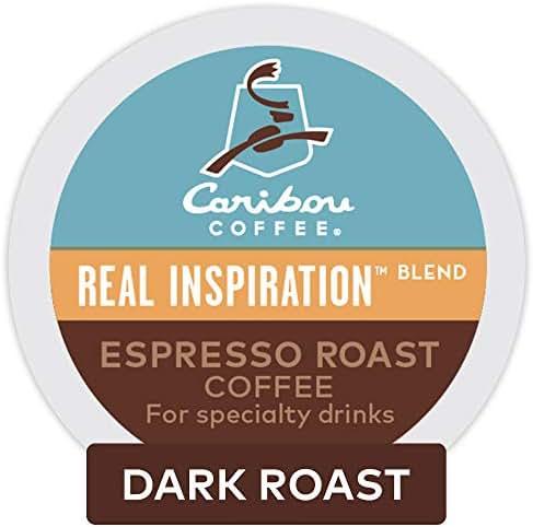 Coffee Pods: Caribou Coffee Espresso Roast