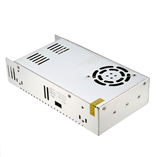 uxcell Switch Power Supply Driver S-360-12,AC 110V/220V to DC 12V 30A 360W for LED Strip Light by uxcell (Image #3)