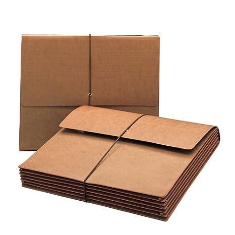 Amazon.com: Smead Expanding cartera, 5 – 1/4