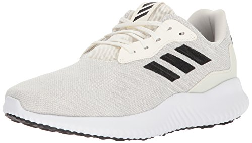 adidas Men's Alphabounce Rc M Running Shoe, White/Core Black/White, 12.5 M US by adidas