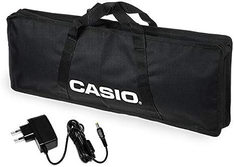 Casio Estuche para teclado SA con fuente de alimentación ffalstaff ®