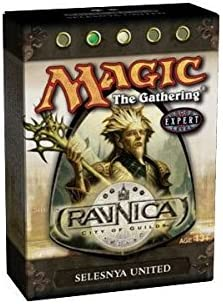 Return to Ravnica Intro Pack Selesnya Surge Magic the Gathering MTG OUT OF BOX