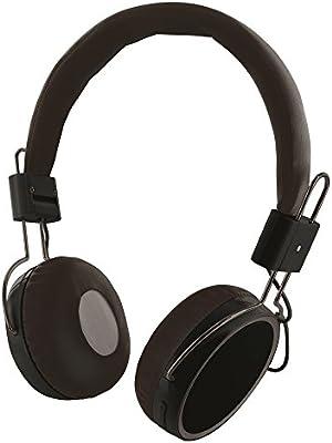 Be Mix ht1112 Auricular con micrófono Plegable para iPhone/iPad/Smartphone Negro: Amazon.es: Electrónica