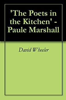 poets in the kitchen essay Capstone essay create a free website powered by.
