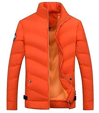 UNINUKOO Unko Men's Winter Thicken Cotton Padded Coat