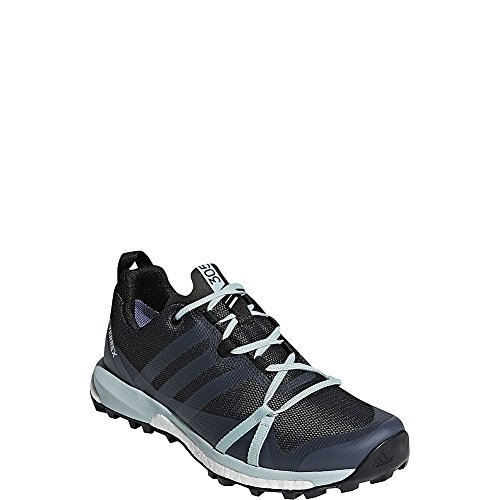 buy cheap get to buy cheap get authentic adidas outdoor Women's Terrex Agravic GTX Carbon/Grey Three/Ash Green 5 B US classic sale online HXMIxx8
