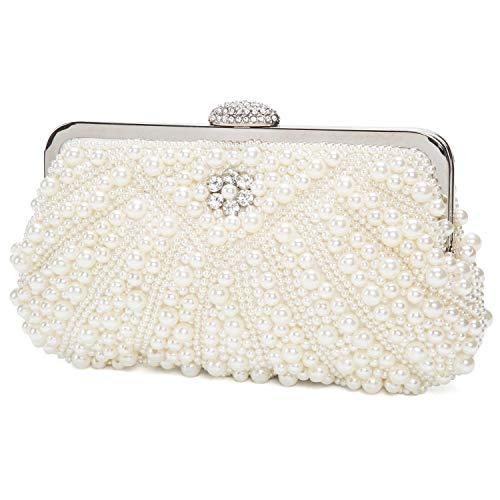 À La Pearl Mariage Bag Purse Chaîne Le Main Sac Bags Evening De Pour Womens Clutch 0qBFFH