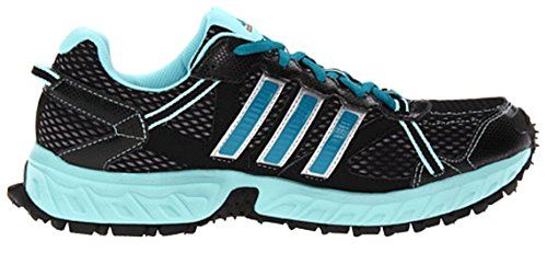 ADIDAS THREASHER 2 W BLACK1/METSIL/BLUZES WOMEN'S US 11 store cheap price outlet best seller discounts cheap online 36DUZ2