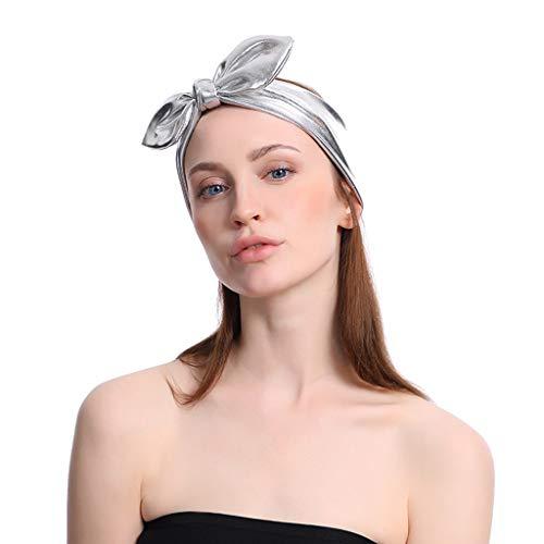 Landscap Headbands Stretchy Knot Criss Cross Nonslip Hairwrap Hairband Bow Knot Headband Accessories