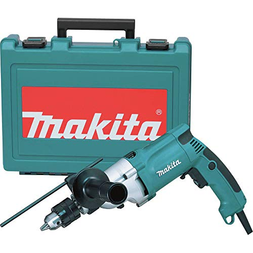 Case Makita Hammer - Makita HP2050-R 3/4 in. Hammer Drill with Case (Certified Refurbished)