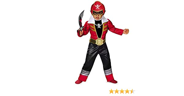 Amazon.com: Disguise Toddler Super MegaForce Power Rangers ...