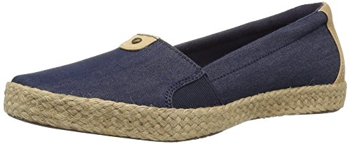 Navy Espadrille para Skylar Grasshoppers Peacoat Tenis Mujer OTw4nqY5