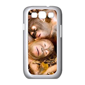 Monkey ZLB820936 Personalized Phone Case for Samsung Galaxy S3 I9300, Samsung Galaxy S3 I9300 Case