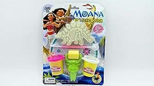 Moana Colorful Play Dough