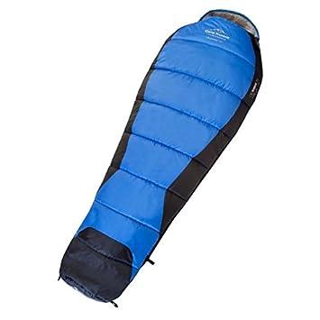 Fjord Nansen fredvang Mid 12 °C/640 G saco de dormir, azul: Amazon.es: Deportes y aire libre